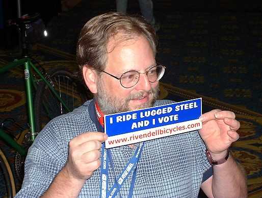 Lugged steel