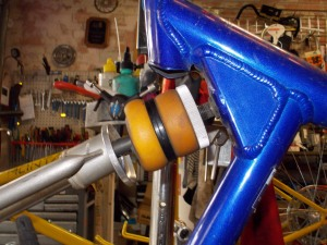 Proflex elastomer collapsed